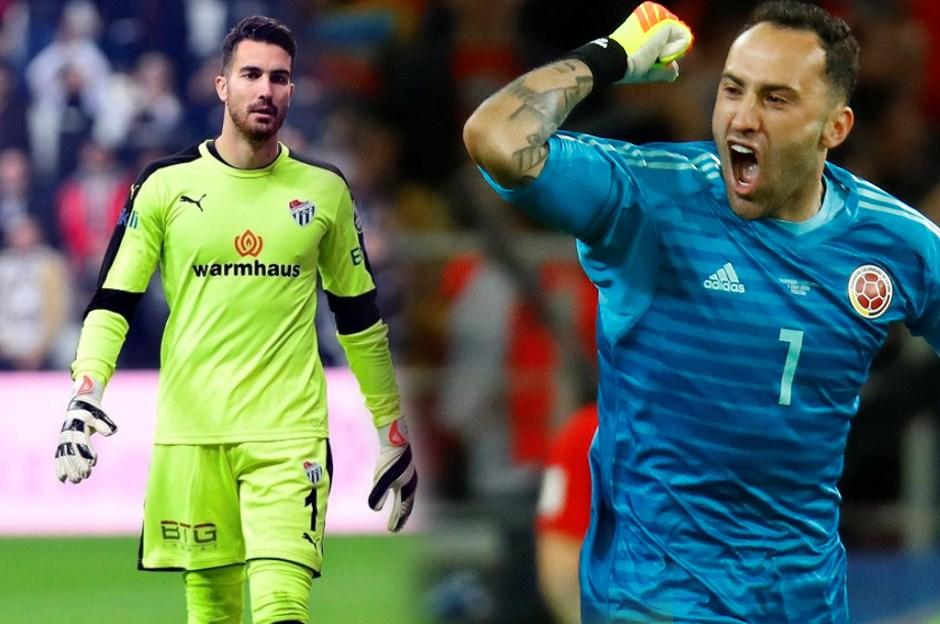 Beşiktaş'ın gündemindeki ikili: Harun Tekin ve David Ospina!