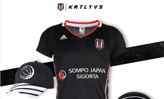 Beşiktaş Sompo Japan'ın yeni sezon formaları satışa çıktı