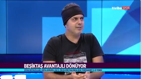 """Ali Ece: """"Bence asıl rakip iklim ve zemindi. İkisini de yenmeyi başardı Beşiktaş."""""""