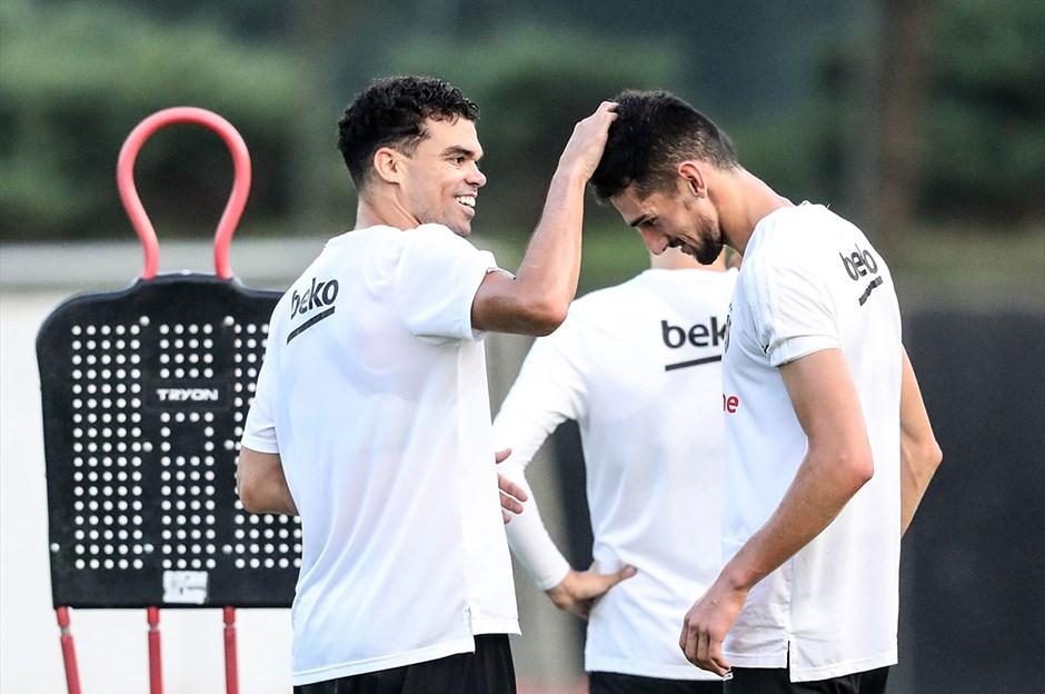 Pepe, LASK Linz maçıyla dönüyor