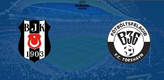 Beşiktaş - Torshavn maçı ne zaman, saat kaçta, hangi kanalda?