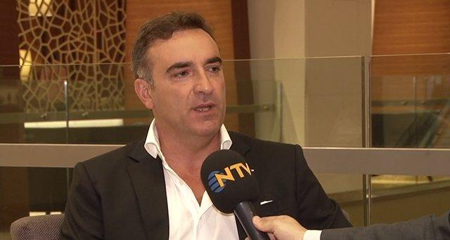 """Carlos Carvalhal: """"Beşiktaş'ı yakından takip ediyorum"""""""