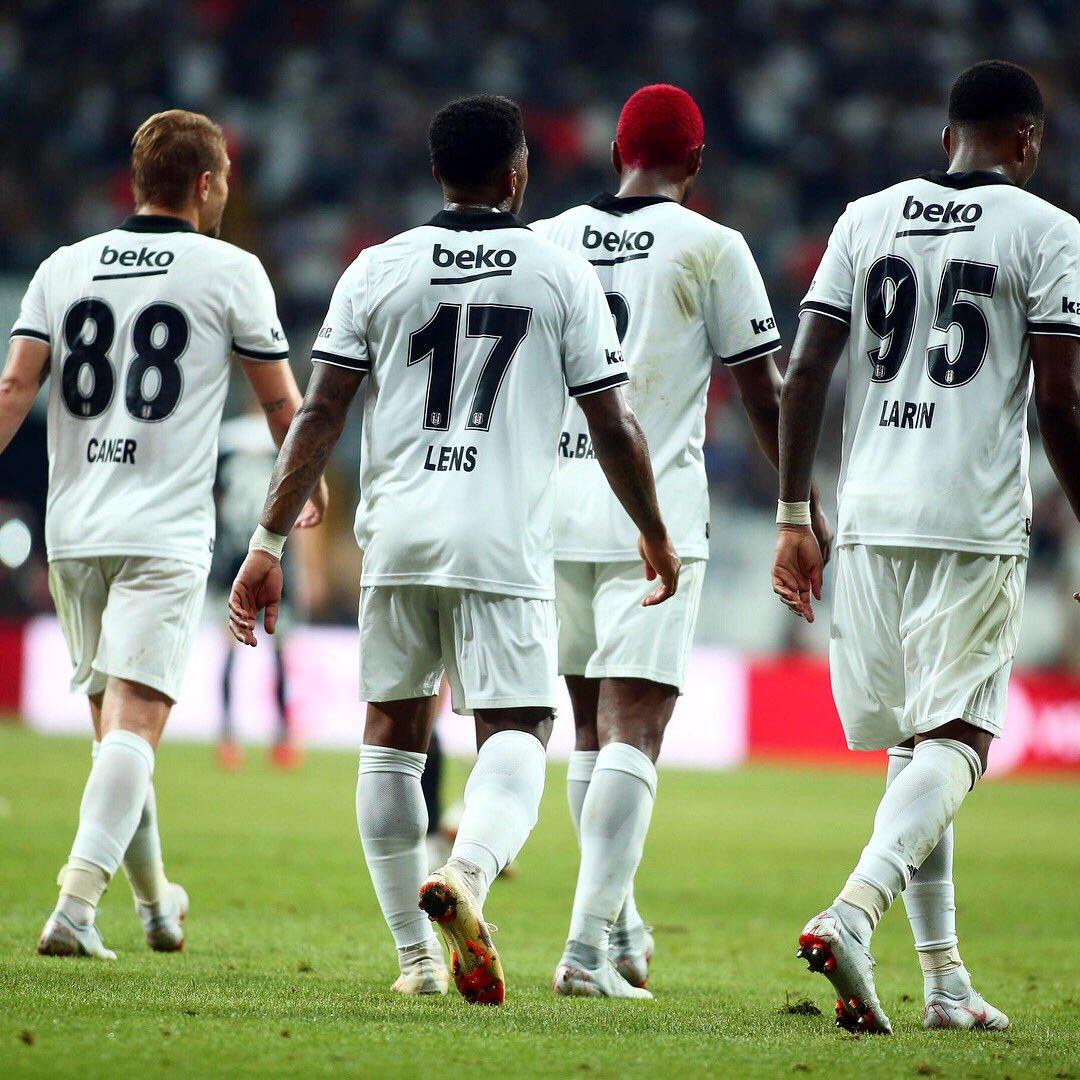 Beşiktaş, rahat kazandı! Şimdi rakip LASK Linz...