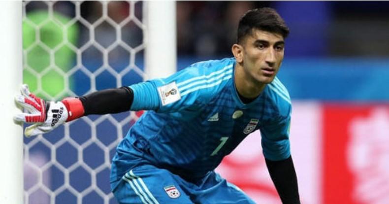İran basınından flaş iddia! Beşiktaş, İranlı kaleci ile anlaşma sağladı...