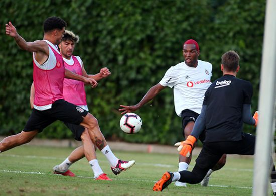 LASK Linz maçı hazırlıkları sürüyor