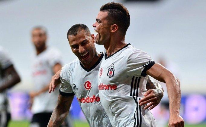 Beşiktaş, Pepe ve Quaresma'nın fiyatını belirledi