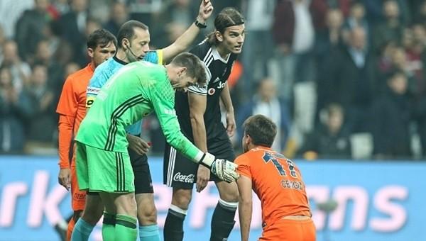 Beşiktaş'ta Fabri'ye sevgi seli