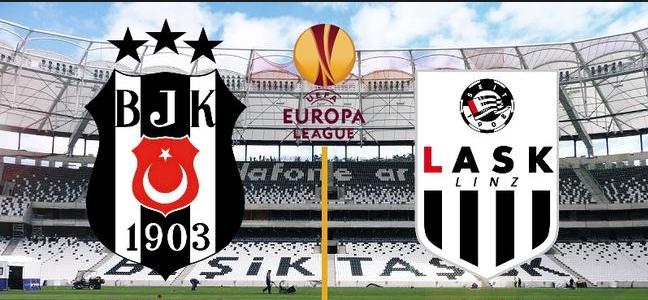 LASK Linz'in Beşiktaş maçı muhtemel 11'i!