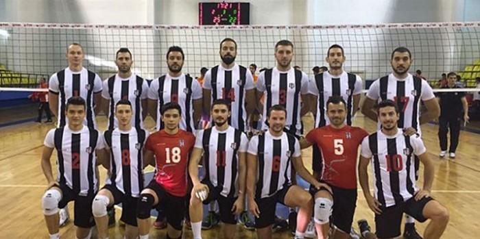 Beşiktaş Erkek Voleybol Takımı zorlanmadı