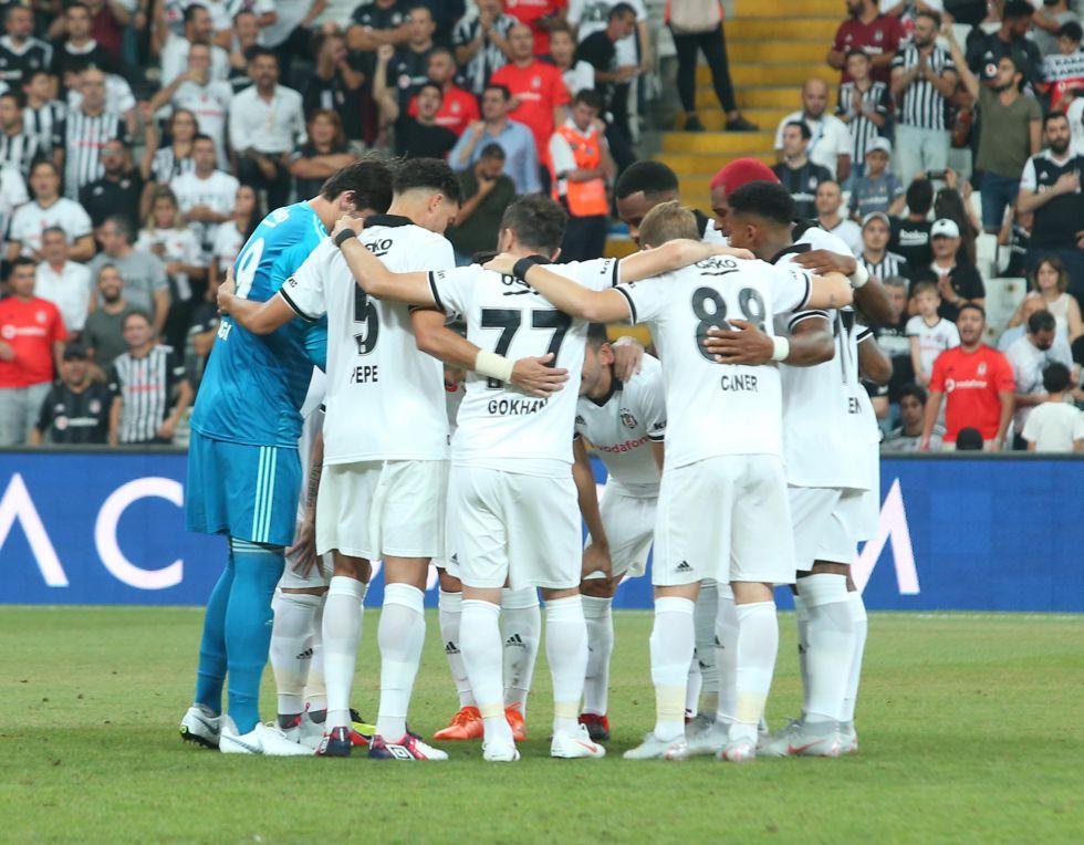 """""""Beşiktaş'ın maça golle başlaması..."""""""