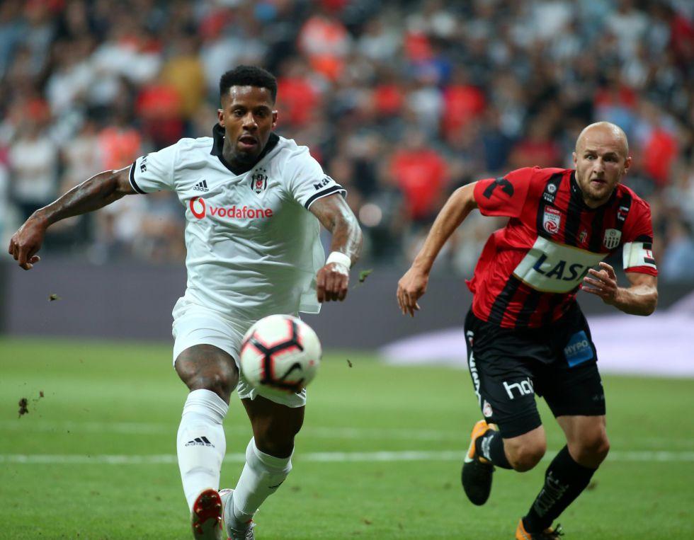 """""""Beşiktaş'ın 1-0'lık galibiyetine bakıp, 'LASK Linz güçlü rakip' demek doğru olmaz."""""""