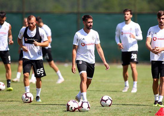 Beşiktaş, Akhisarspor maçına hazırlanıyor