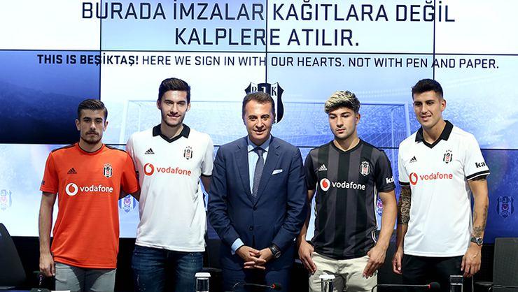 Beşiktaş'ın büyük gururu!