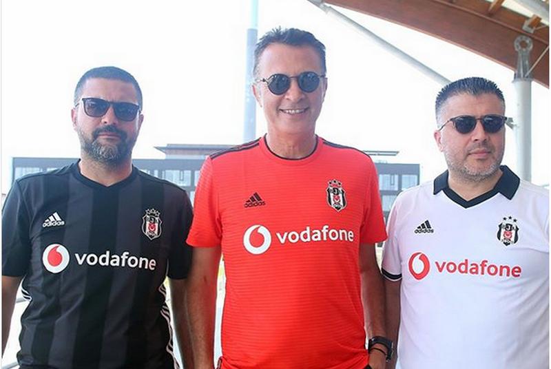 Beşiktaş Londra'ya üs kurdu