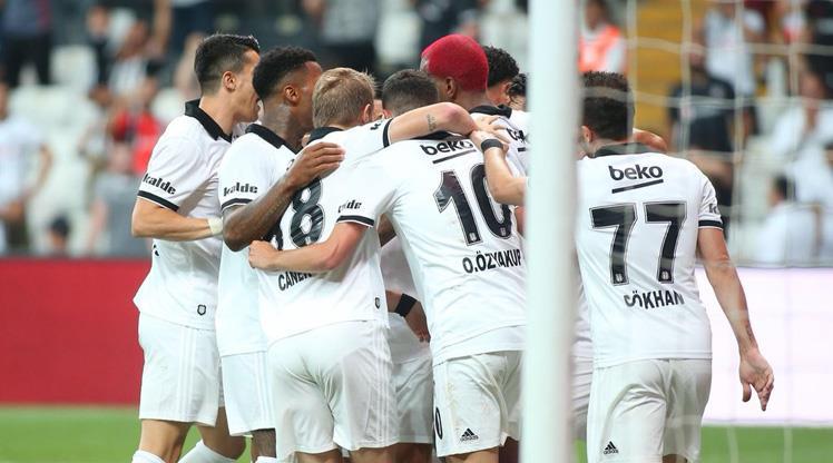 Beşiktaş sezonu moralli açıyor