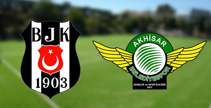 İşte rakamlarla Beşiktaş - Akhisarspor rekabeti! Kaç maç oynandı, kaç galibiyet alındı?