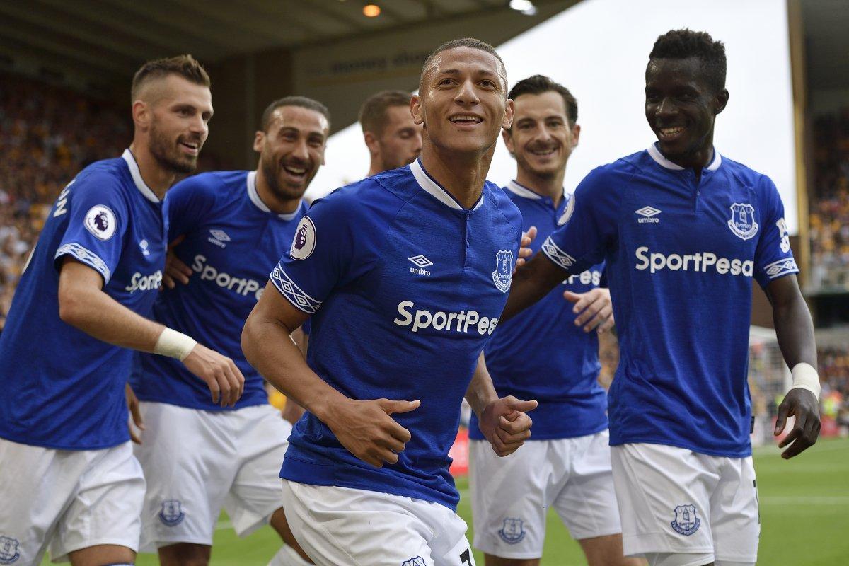 Cenk Tosunlu Everton, Wolverhampton ile berabere kaldı!