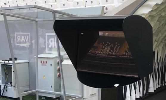 Video Yardımcı Hakem Sistemi, Vodafone Park'a kuruldu!