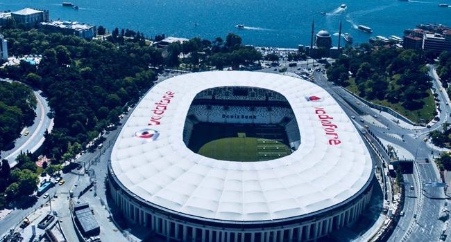 Beşiktaş, Vodafone Park'ta kendinden emin!