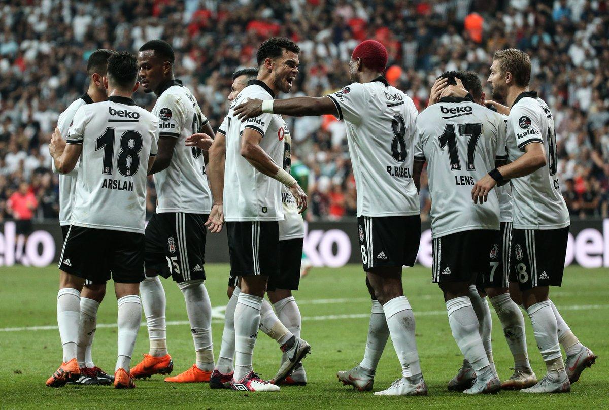 Beşiktaş'tan milli takıma giden oyuncuların maç takvimi