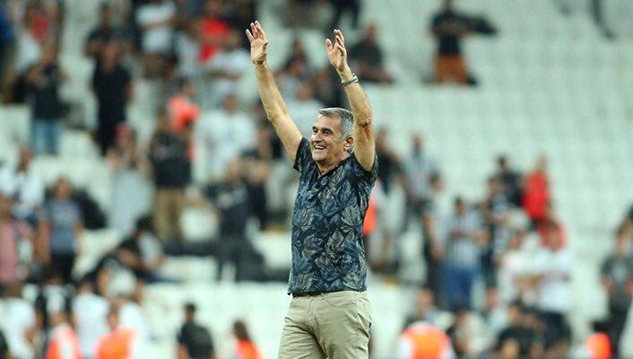 """Şenol Güneş: """"Beni dövseler de Beşiktaş'tan gitmeyeceğim"""""""