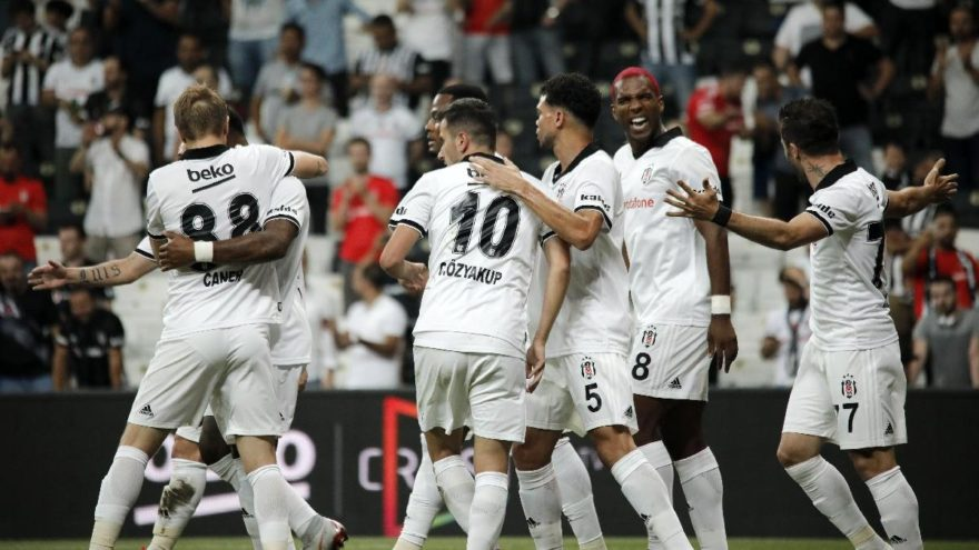 Beşiktaş'ın LASK Linz maçı programı belli oldu!