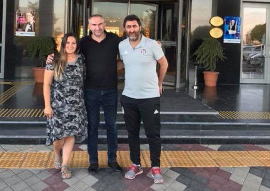 Afyon Beşiktaşlılar Derneği'ne ziyaret