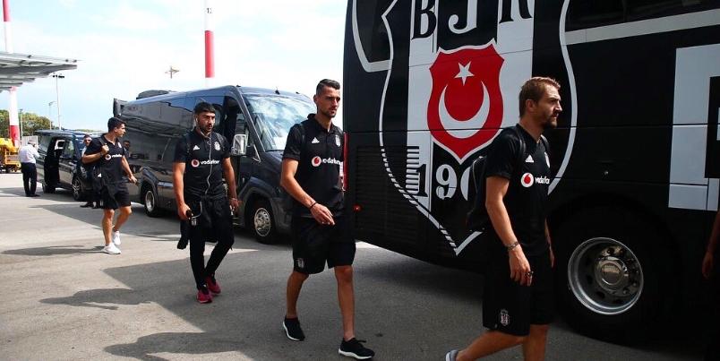 Beşiktaş Avusturya'da!
