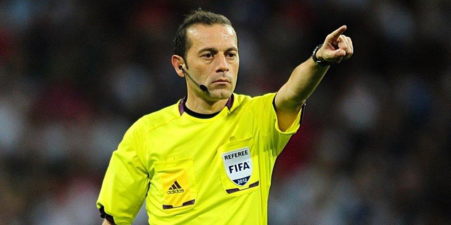 İşte Rizaspor maçının hakemi!