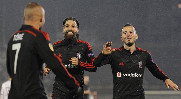 Beşiktaş, Partizan ile 3. randevuya çıkacak!