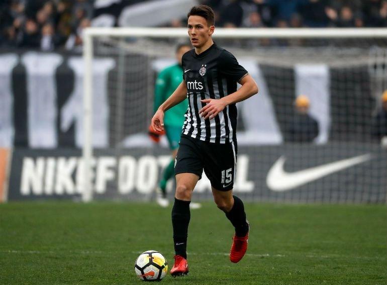 Partizanlı oyunculardan Beşiktaş eşleşmesiyle ilgili ilk yorumlar