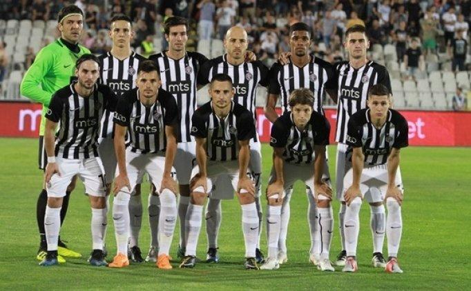5 maddede Partizan!