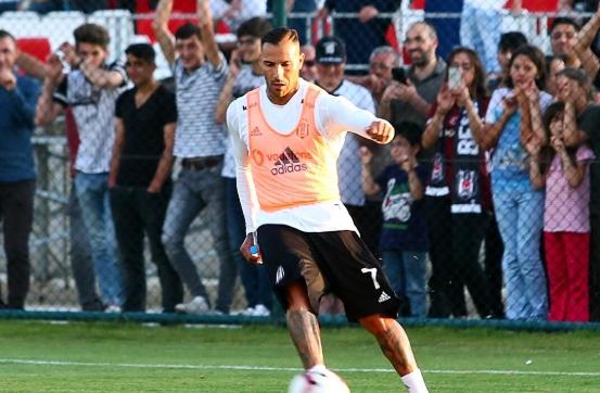 Erzurumspor maçı hazırlıkları başladı!