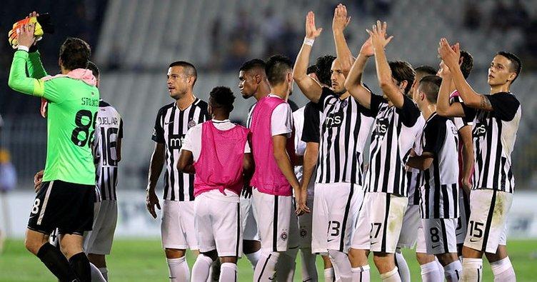 Sırbistan Futbol Federasyonu'ndan Partizan için flaş karar!