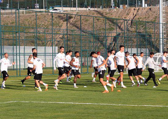 Erzurumspor maçı hazırlıkları tamamlandı