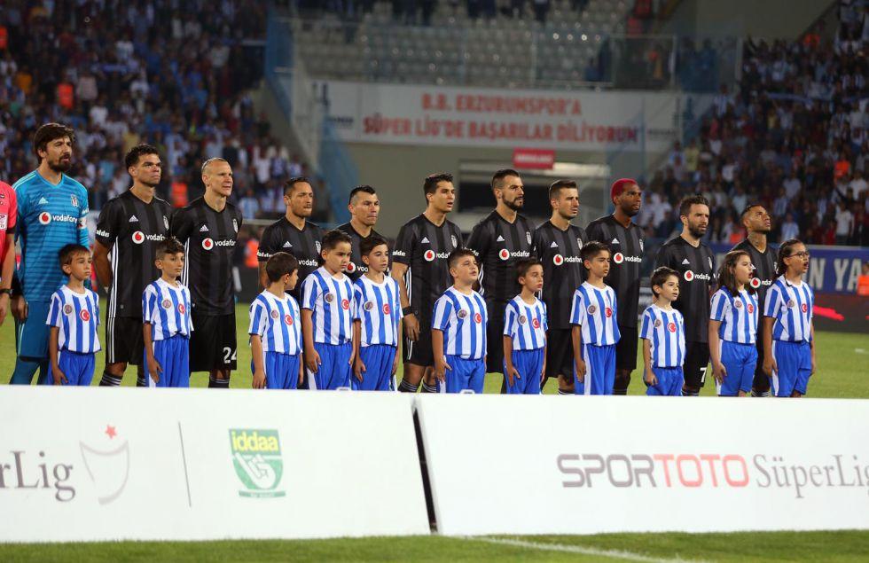 4 sezon sonra Beşiktaş ilk kez...