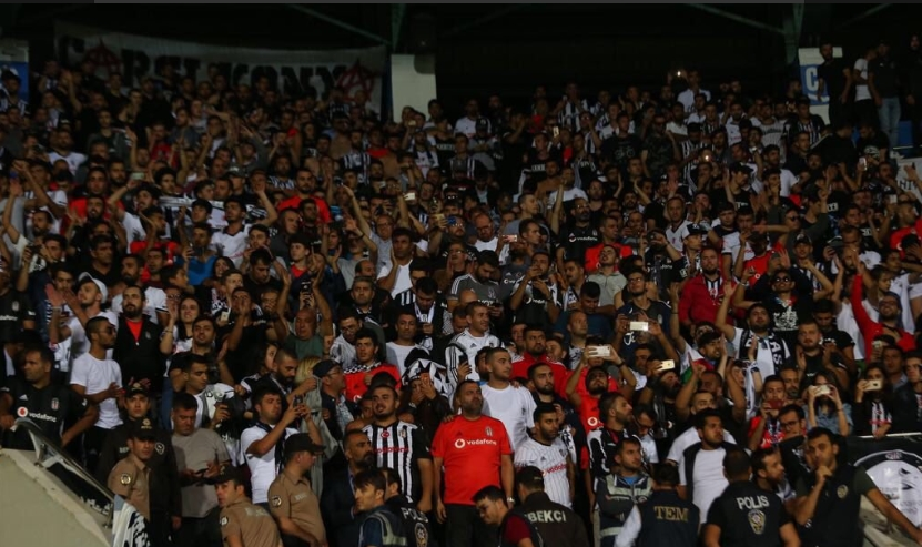 Akhisarspor - Beşiktaş maçının biletleri satışta