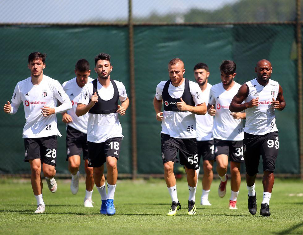 Partizan maçı hazırlıkları başladı
