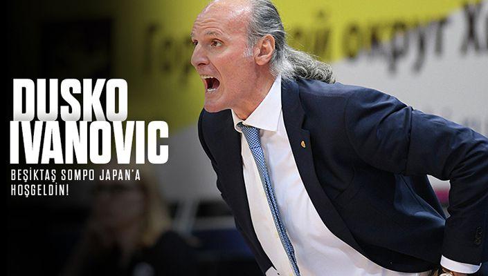 Beşiktaş, Dusko Ivanovic'i resmen açıkladı