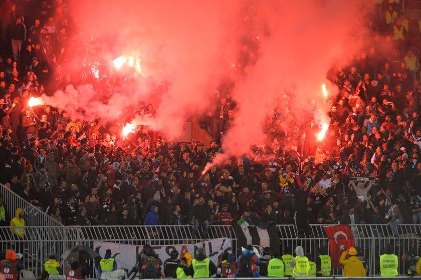 Partizan - Beşiktaş maçında deplasman seyircisi olmayacak!