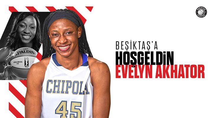 Evelyn Akhator Beşiktaş'ta