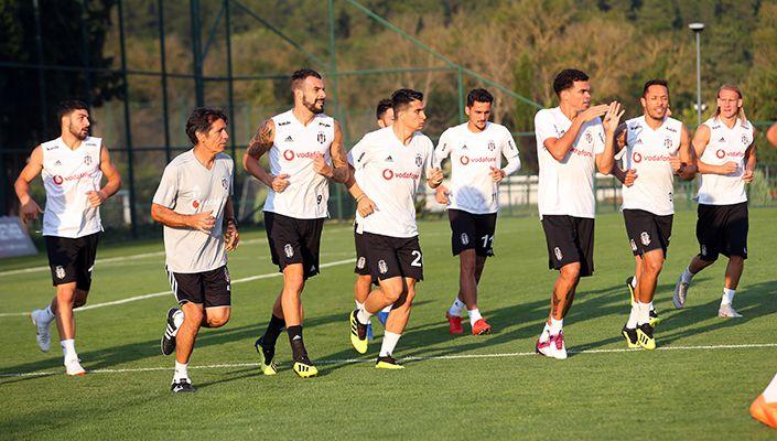 Partizan maçı hazırlıkları sürüyor