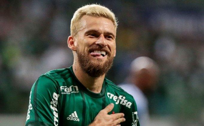 Beşiktaş'ta rota yeniden Lucas Lima!