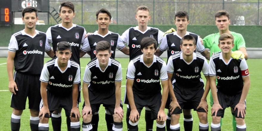 Beşiktaş:0 Kocaeli Birlikspor:0 (U-16)