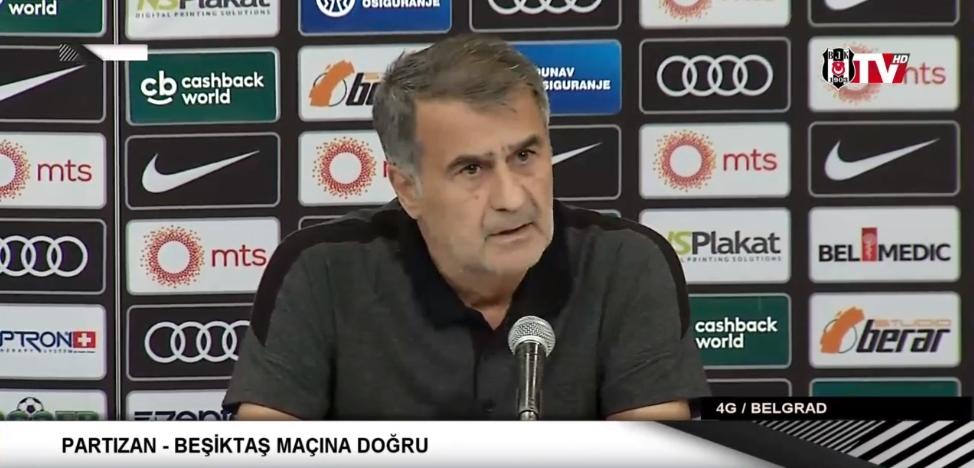 """Şenol Güneş: """"Dusko Tosic bana baba diyordu, hoca demiyordu."""""""