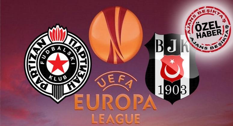 ÖZEL | Partizan - Beşiktaş maçının yayın hakkı için istenen fiyat dudak uçuklattı!
