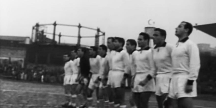 Tarihte Bugün | Beşiktaş'tan Avrupa'da ilk gol (VİDEO)