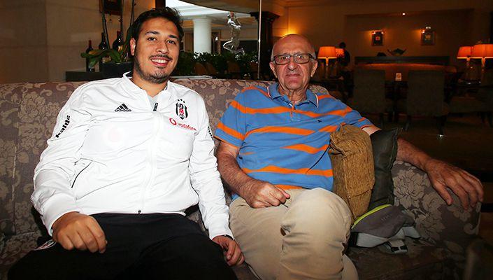 Dorde Milic'ten Beşiktaş'a ziyaret