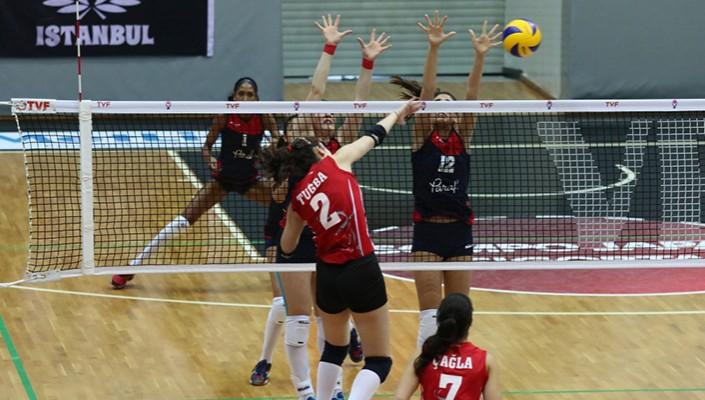 Beşiktaş:1 - Galatasaray:3 (Kadın Voleybol)