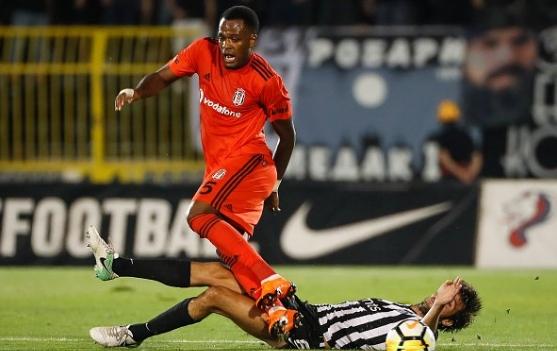 Cyle Larin'in Partizan maçındaki performansı